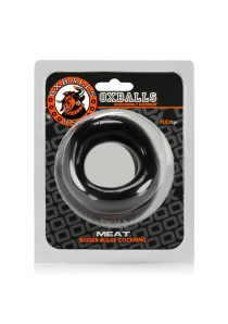 Meat Padded Cockring Black