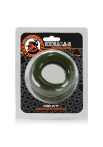 Meat Padded Cockring Army Green