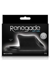 Renegade Soft Cage Cockcage Black