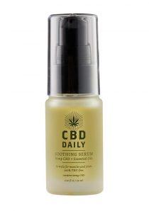 CBD Daily Soothing Serum Hemp CBD And Essential Oils 100 % Vegan 0.67 Ounce