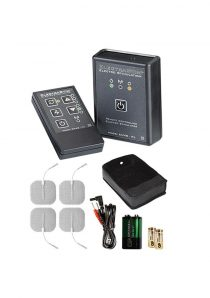 ElectraStim The Controller Remote Controlled Electro Stimulation Kit