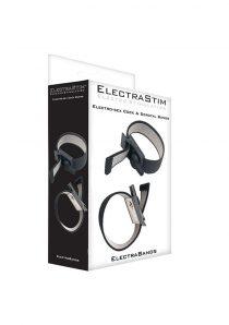 ElectraStim ElectraBands Electro-Sex Cock and Scrotal Bands