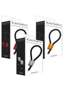 Electrastim Prestige Electro-Sex Cock Loops Adjustable Silver