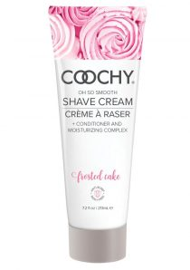 Coochy Oh So Smooth Shave Cream Frosted Cake 7.2 Ounce
