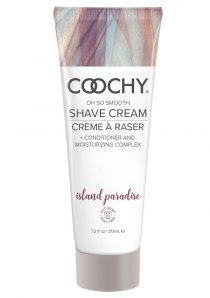 Coochy Oh So Smooth Shave Cream Island Paradise 7.2 Ounce