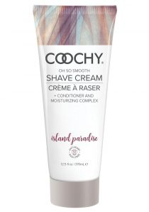 Coochy Oh So Smooth Shave Cream Island Paradise 12.5 Ounce