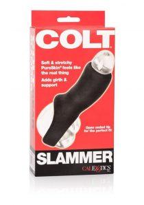 Colt Slammer Penis Sleeve Black 4.25 Inch
