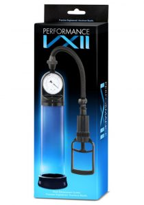 Performance VX2 Male Enhancement Pump System Clear