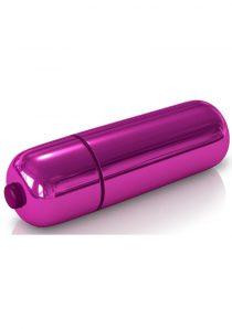 Classix Pocket Bullet Waterproof Pink 2.2 Inch