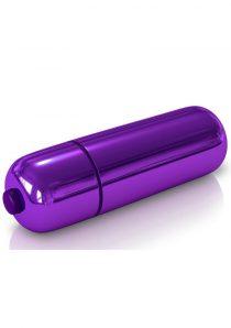 Classix Pocket Bullet Waterproof Purple 2.2 Inch