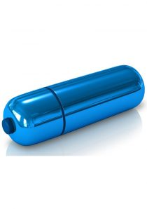 Classix Pocket Bullet Waterproof Blue 2.2 Inch