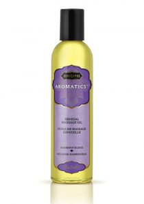 Aromatics Sensual Massage Oil Harmony Blend 2 Ounce