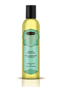 Aromatics Sensual Massage Oil Soaring Spirit 2 Ounce