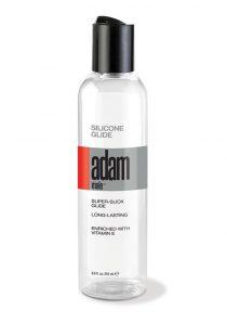 Adam Male Silicone Glide 8.6 Ounce