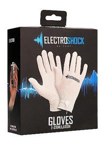 Electroshock E Stimulation Gloves Grey