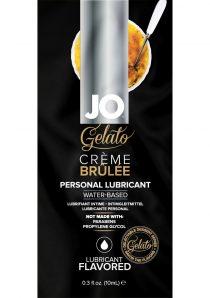 Jo Gelato Creme Brulee 10ml Foil