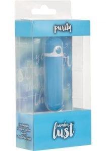 Wonderlust Purity Waterproof Multi Function Rechargeable Blue