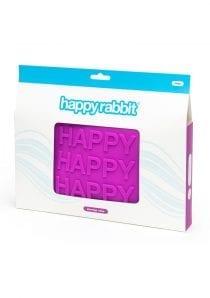 Happy Rabbit Happy Storage Zip Bag Lg Pk