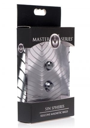 Ms Sin Spheres Silicone Magnetic Balls