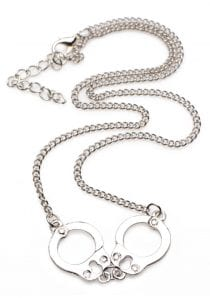 Ms Cuff Her Handcuff Necklace