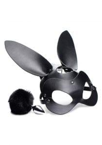 Tailz Bunny Mask W/plug