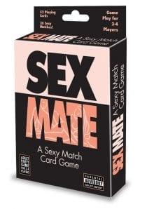 Sex Mate Card Game