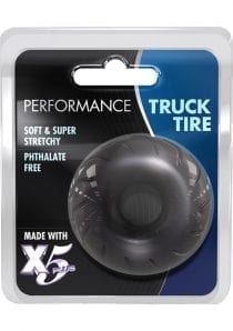 Performance Truck Tire Black Cock ring