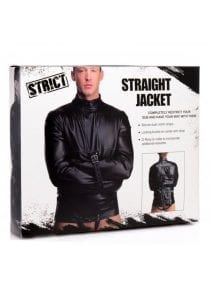 Strict Straight Jacket Small Bondage and Fetish