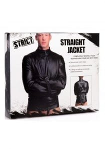 Strict Straight Jacket Large Bondage and Fetish