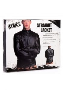 Strict Straight Jacket Xl Bondage and Fetish