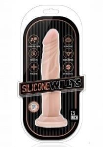 Sw Dildo 7.5 Vanilla