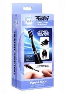 Zeus Electrosex Extreme Twilight Trident eStim Attachment