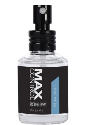 Max Control Prolong Spray Regular 1 Oz