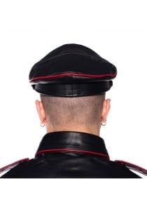 Prowler Red Military Cap Red 59cm