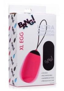 Bang Xl Vibe Egg Pink