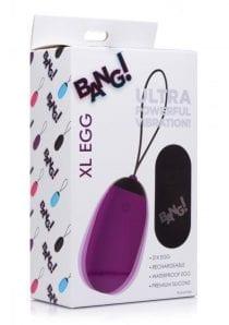 Bang Xl Vibe Egg Purple