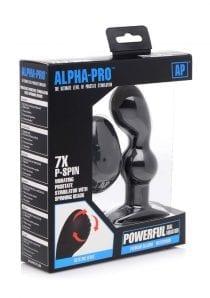 Alpha Pro P-spin Prostate Stim